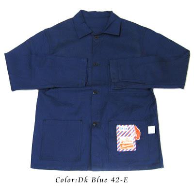 French work jacket