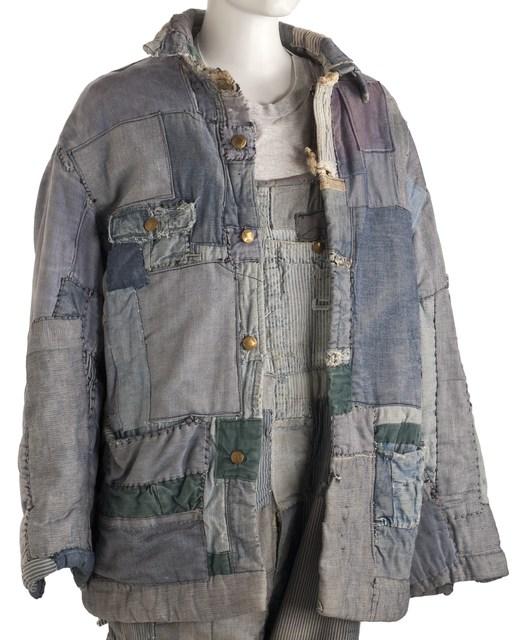 1960s denim chore jacket