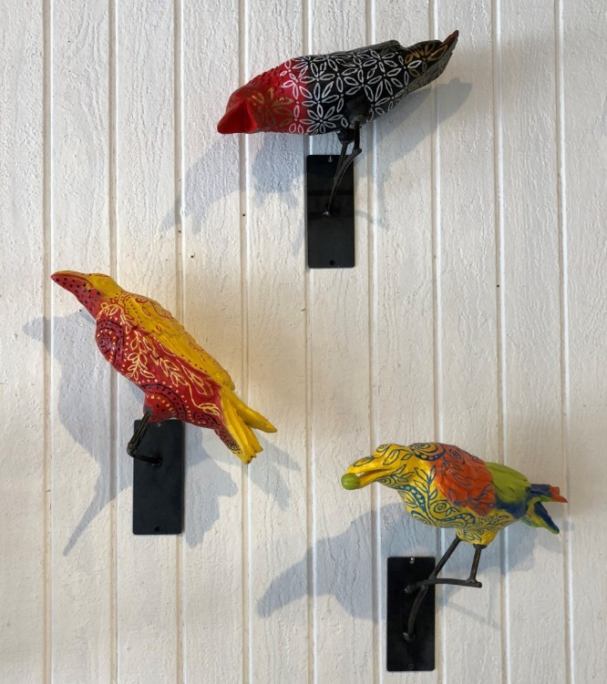 Crows for Wall (multiple)