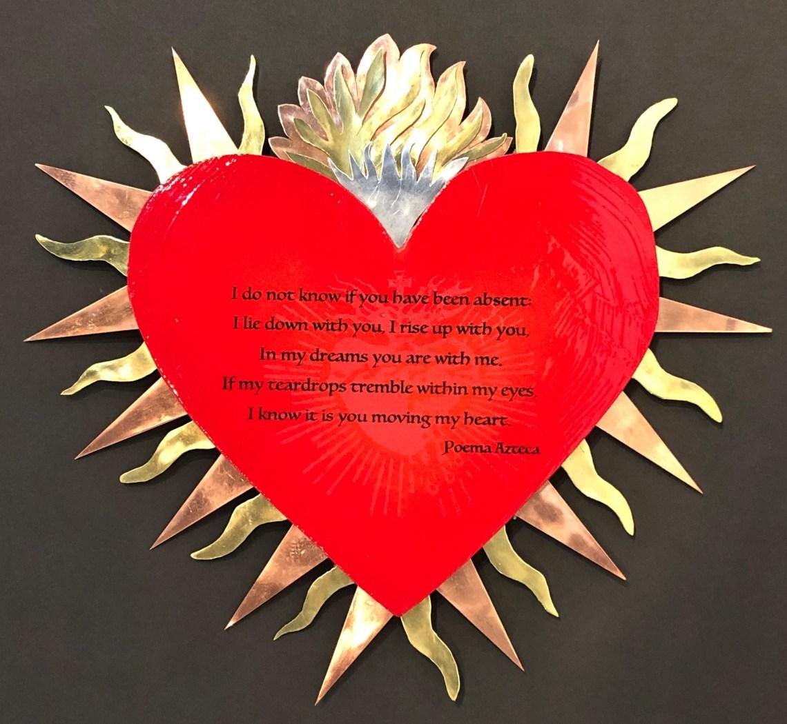 Poema Azteca - Rudy Cuellar