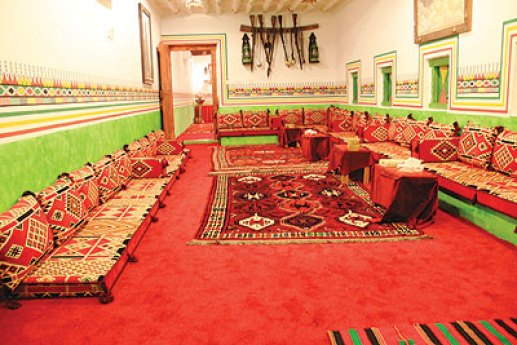 قرية بن حمسان Bin Hamsan Village