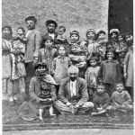 Armenian-Iranian Family in Kūshkabar