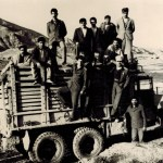 Members of the Knowledge Corps, En Route to Dargaz