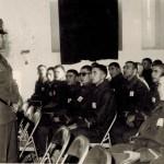 Receiving Military Instruction at Eshrat Abad