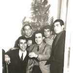 Armenian-Iranian Family Celebrating Christmas