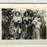 Portrait of Family Celebrating Nowruz in Ahvaz