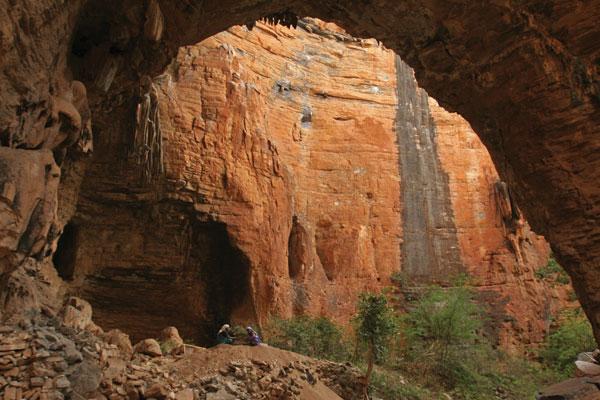 Palaeolithic India.
