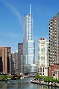 Թրամփ Ինթըրնեշընըլ հոթել էնտ թաուըր - Բարձրութիւն` 423 մեթր - Քաղաք` Շիքակօ (Միացեալ Նահանգներ): - Կառուցման աւարտ` 2009