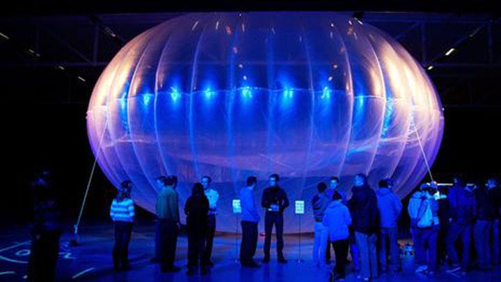 Կուկըլի Լուն ծրագիրը օդապարիկով համացանցի հասողութիւն պիտի ընձեռէ մեկուսացած վայրերու: