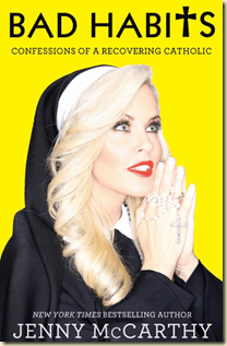 jenny mccarthy - bad habits book review