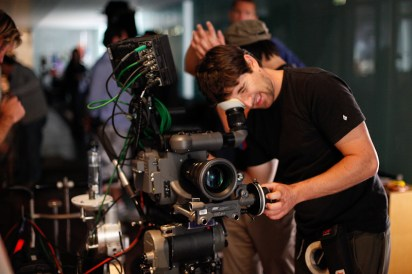 The video was shot on the Arriflex D21