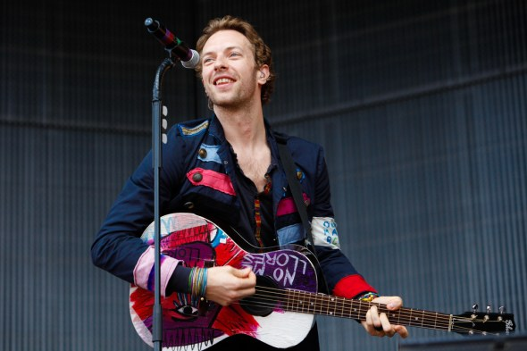 Is publishing this Coldplay photo really damaging the artist?