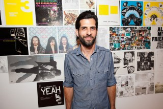 DFA art director Michael Vadino was behind most of the work
