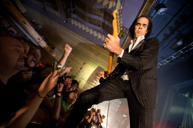 Nick Cave with Grinderman at the Enmore Theatre