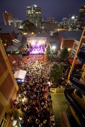 Adelaide Laneway Festival 2011
