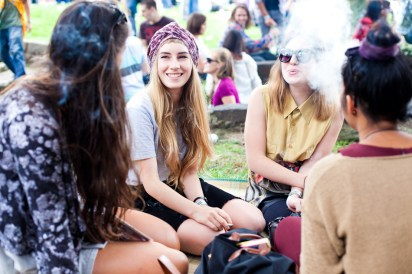 Melbourne Laneway Festival 2011