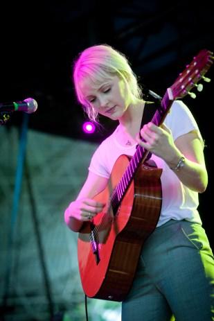 Laura Marling - Laneway Festival Brisbane 2012