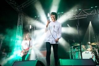 The Horrors - Laneway Festival Sydney 2012