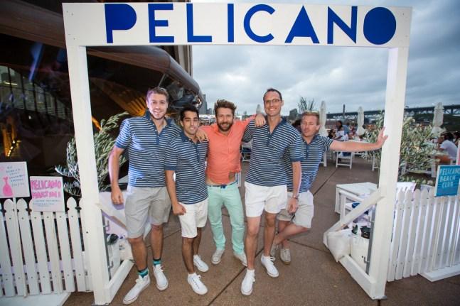 Pelicano @ Guillame