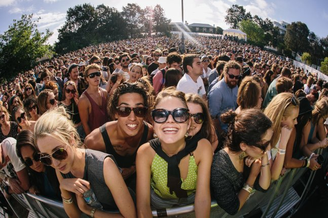 Melbourne Laneway Festival