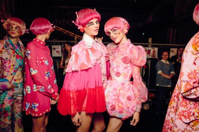Romance Was Born 'Magic Mushroom' MBFWA 2013