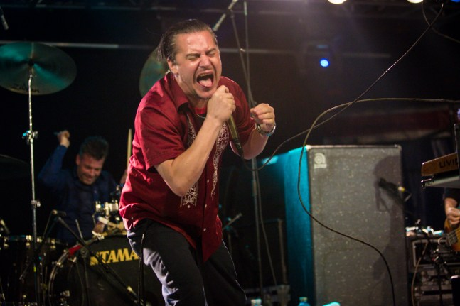 Mike Patton in Tomahawk
