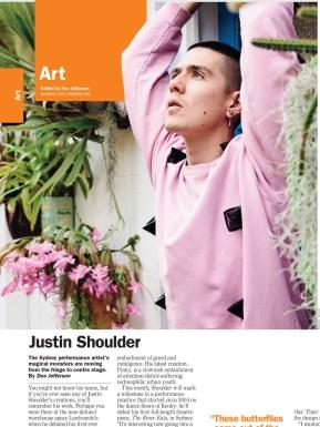 Justin Shoulder