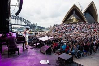 Sydney Opera House 40th Annivesary Concert