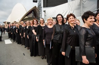 Sydney Opera House 40th Annivesary Concert