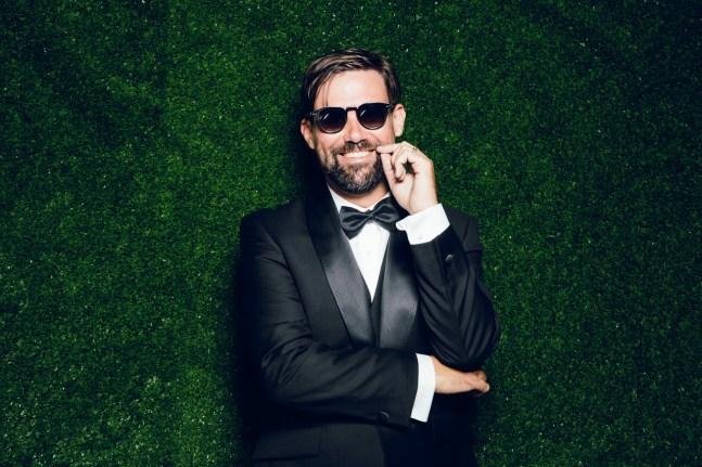 Phil Jamieson - Rolling Stone Awards 2014