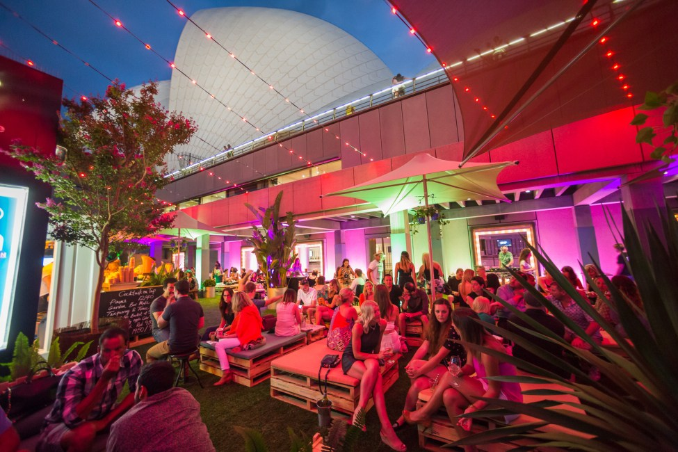 Garden Bar - Summer at the House 2014