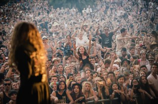 Lorde crowd
