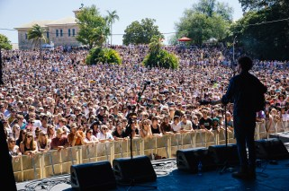 Vance Joy crowd