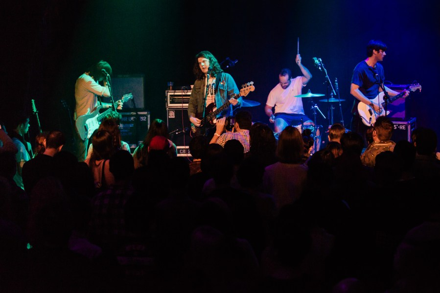 Vivid Live 2014 : Bed Wetting Bad Boys - RIP Society 5th Birthday - Studio Party
