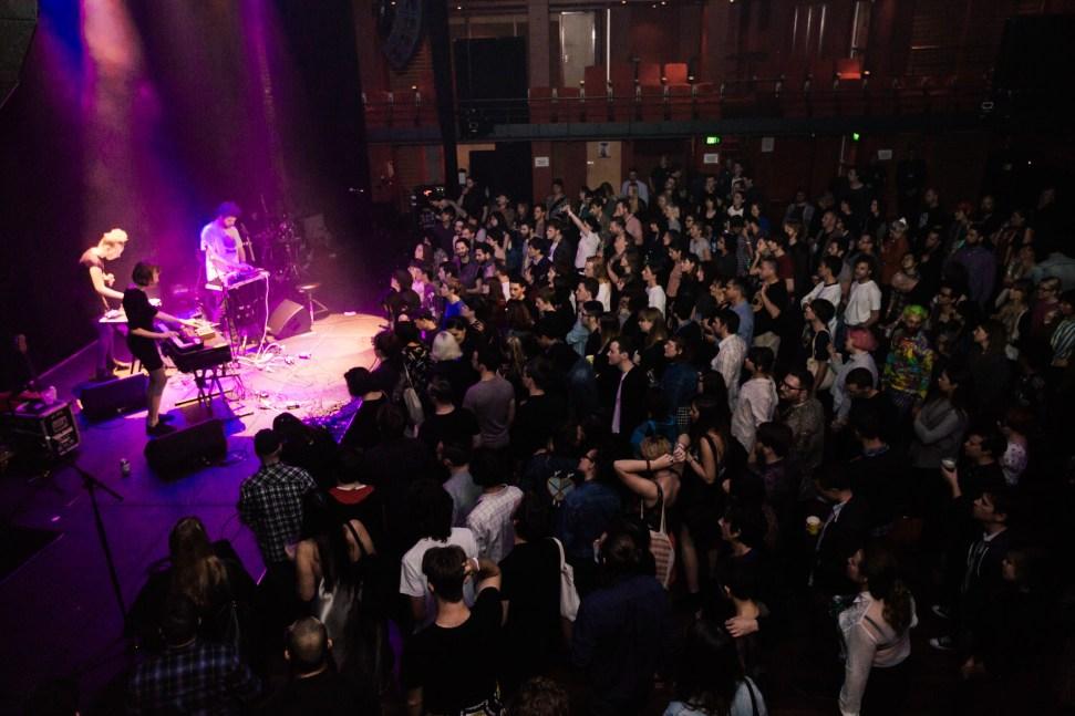Vivid Live 2014 : Holy Balm - RIP Society 5th Birthday - Studio Party