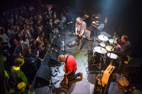 Vivid Live 2014 : The Dead C - RIP Society 5th Birthday - Studio Party