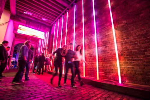 VIvid Sydney 2014 : The Argyle