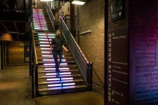 Vivid Sydney 2014 : Step Lightly
