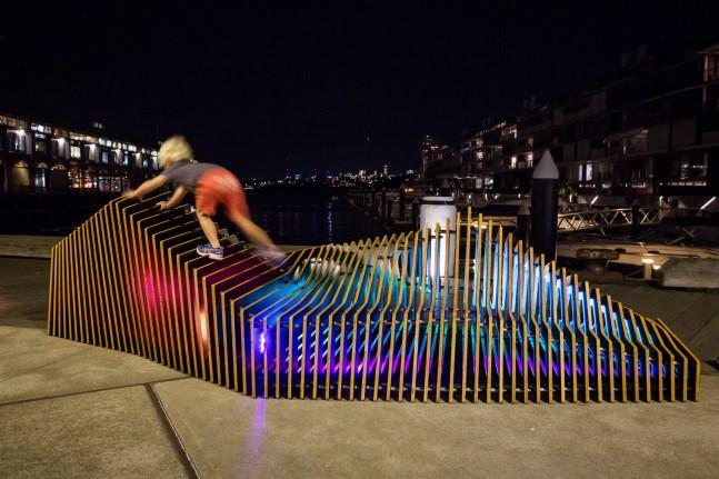 Vivid Sydney 2014 : Terraform