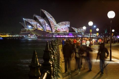 Vivid Sydney 2014 : Vivid Lights