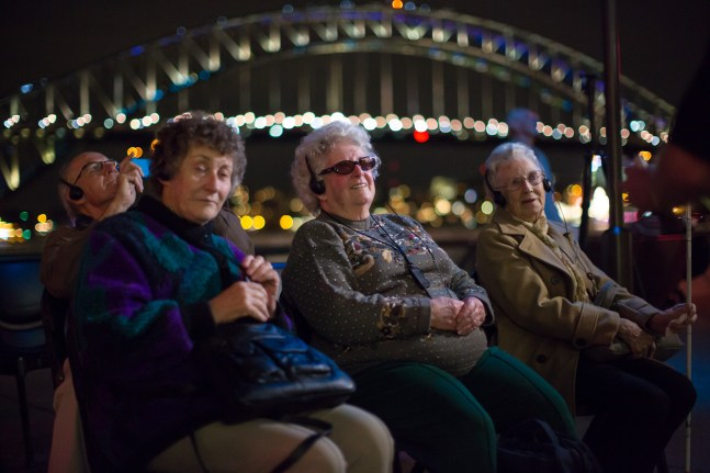 : Vivid audio described viewing for visually impaired