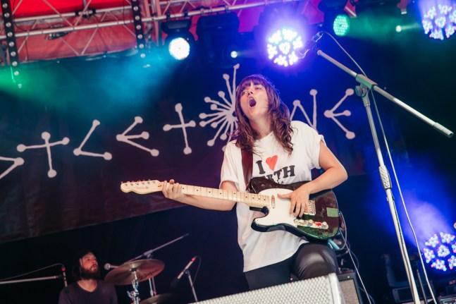 Laneway Festival Fremantle 2015 : Courtney Barnett