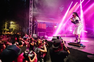 Laneway Festival Fremantle 2015 : FKA Twigs