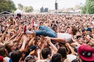 Laneway Festival Melbourne 2015 : Mac DeMarco
