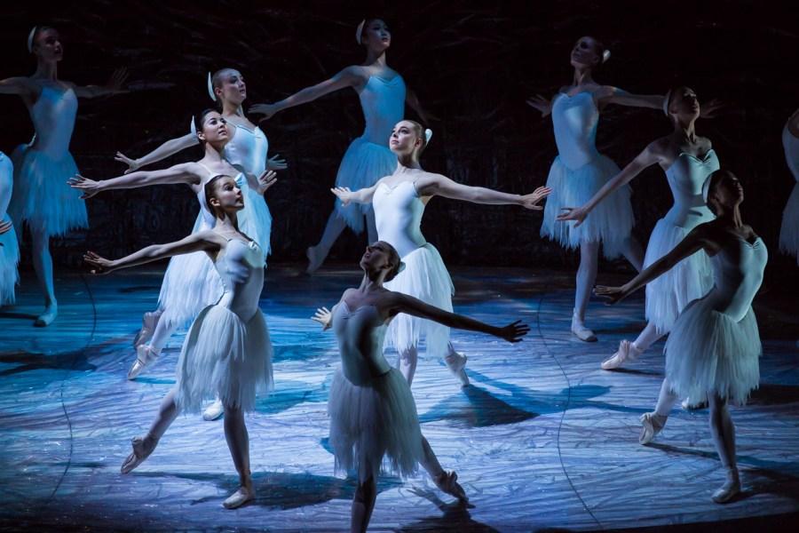 Swan Lake : Swan Lake Capitol Theatre