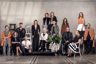 : Faces of NSW Fashion - MBFWA Carriageworks Sydney
