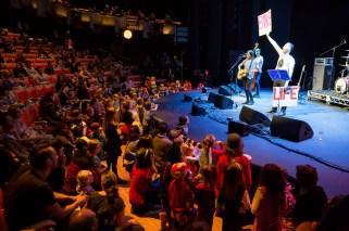 : Holly Throsby - Dress Up Attack! Sydney Opera House