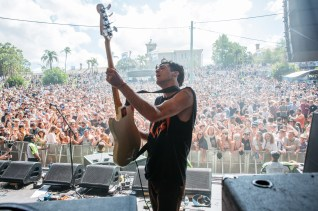 : FIDLAR - Laneway Festival Sydney 2016 Sydney College of the Arts Rozelle