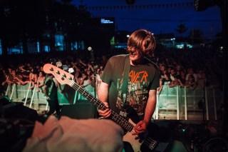 : Smith Street Band - Brisbane Laneway Festival 2016 Brisbane Laneway Festival Brisbane