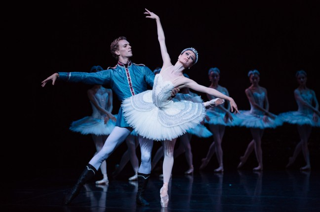 : Swan Lake - 1pm Dress Rehearsal Sydney Opera House Sydney